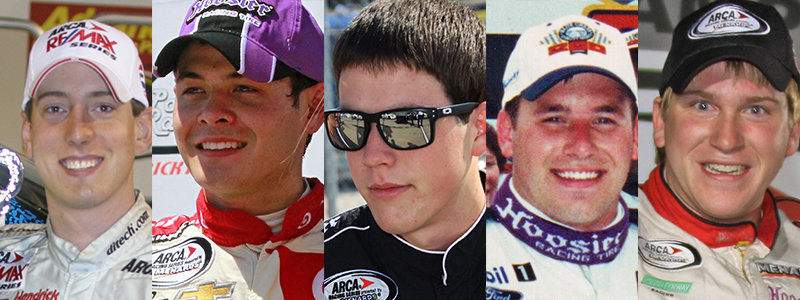 Daytona 500 field chock-full of ARCA; 52 ARCA wins among 17 drivers