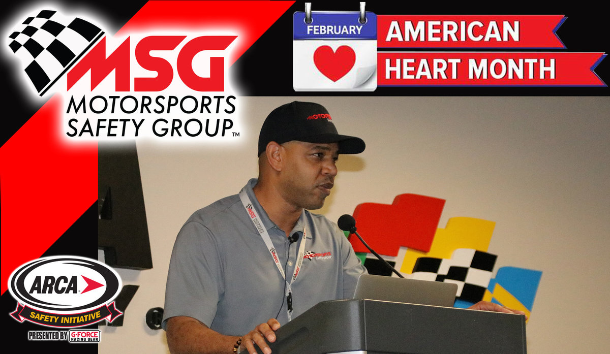 Daytona, Valentine's Day and American Heart Month keeps February busy, busy