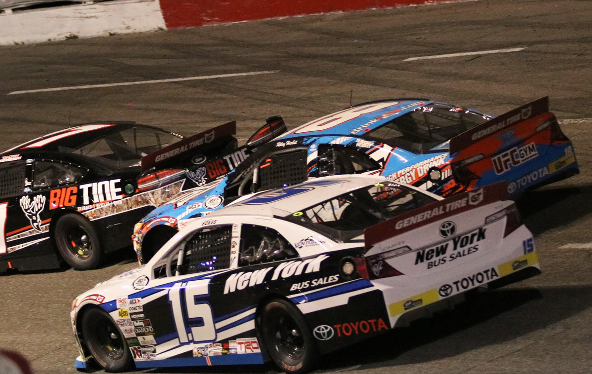 ARCA back to short track roots...Nashville Fairgrounds next