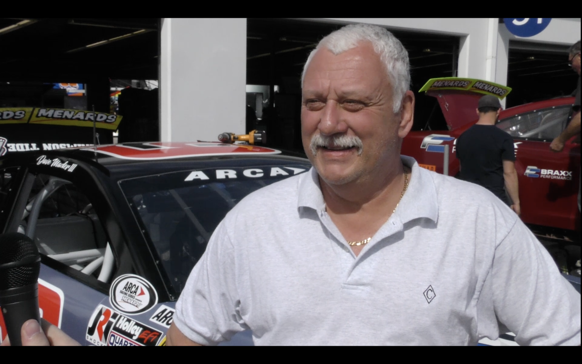 Video: Mader talks about ARCA past, Daytona, and racing schedule for 2018
