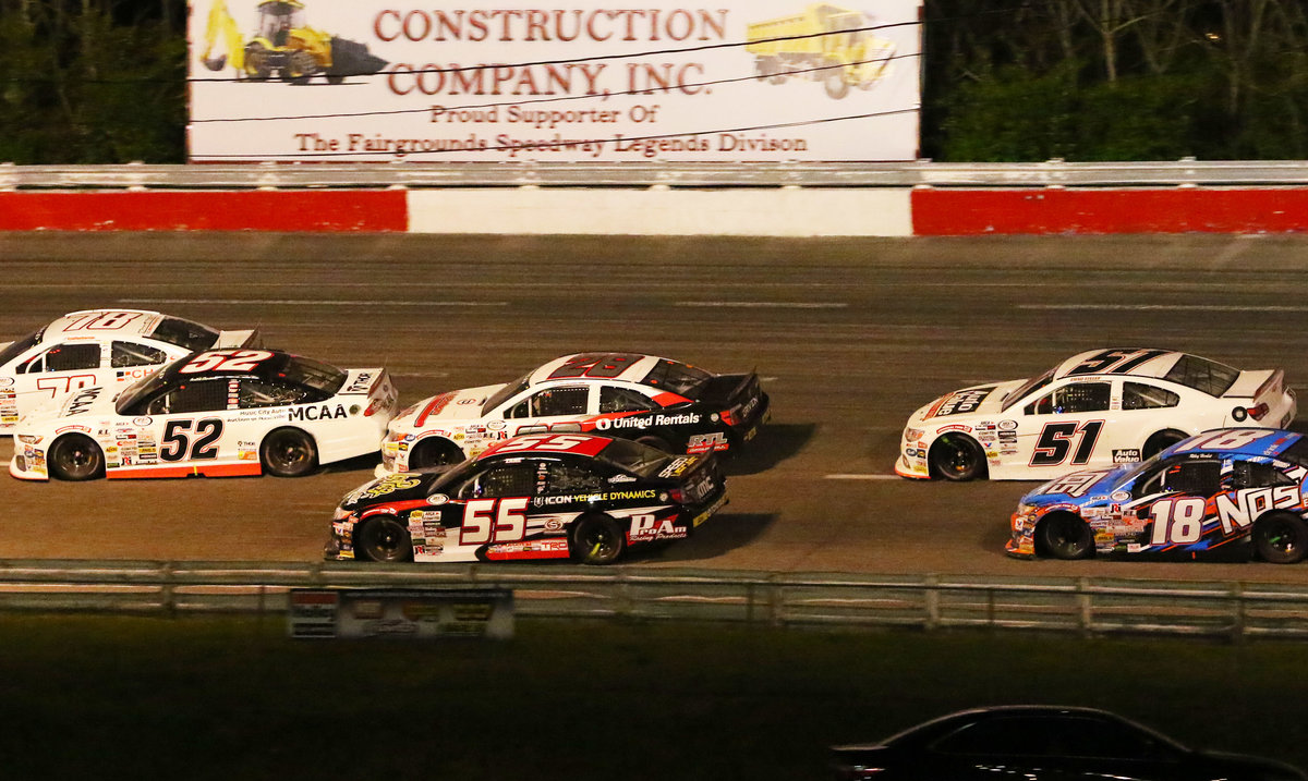 ARCA headed back to historic Tennessee Fairgrounds; Nashville next...