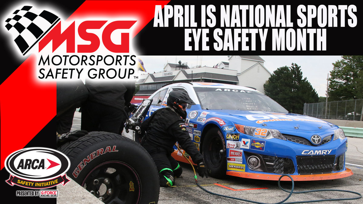 April...National Sports Eye Safety Month