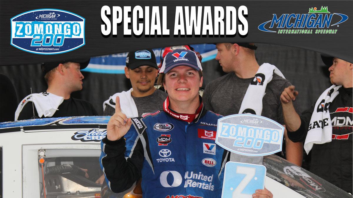 Creed, MDM Dominate Michigan Special Awards