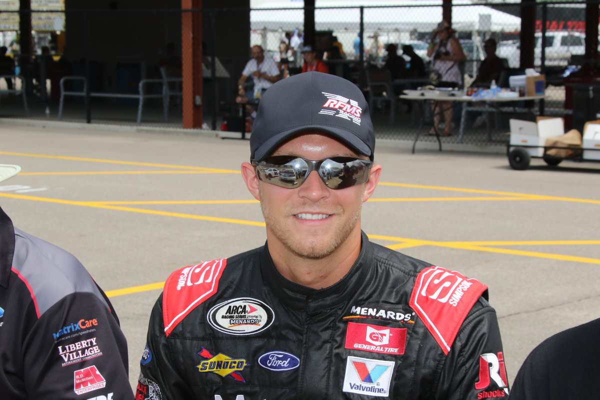 Braden Sits in Fourth Place for Points, Looking to Continue Success at Madison International Speedway