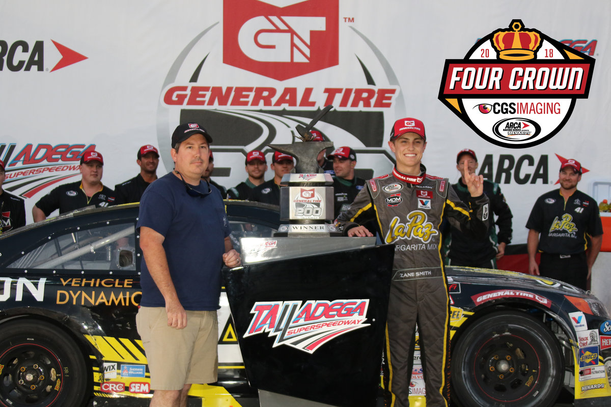 Zane Smith takes His CGS Imaging 4 Crown Championship Points Lead to Madison