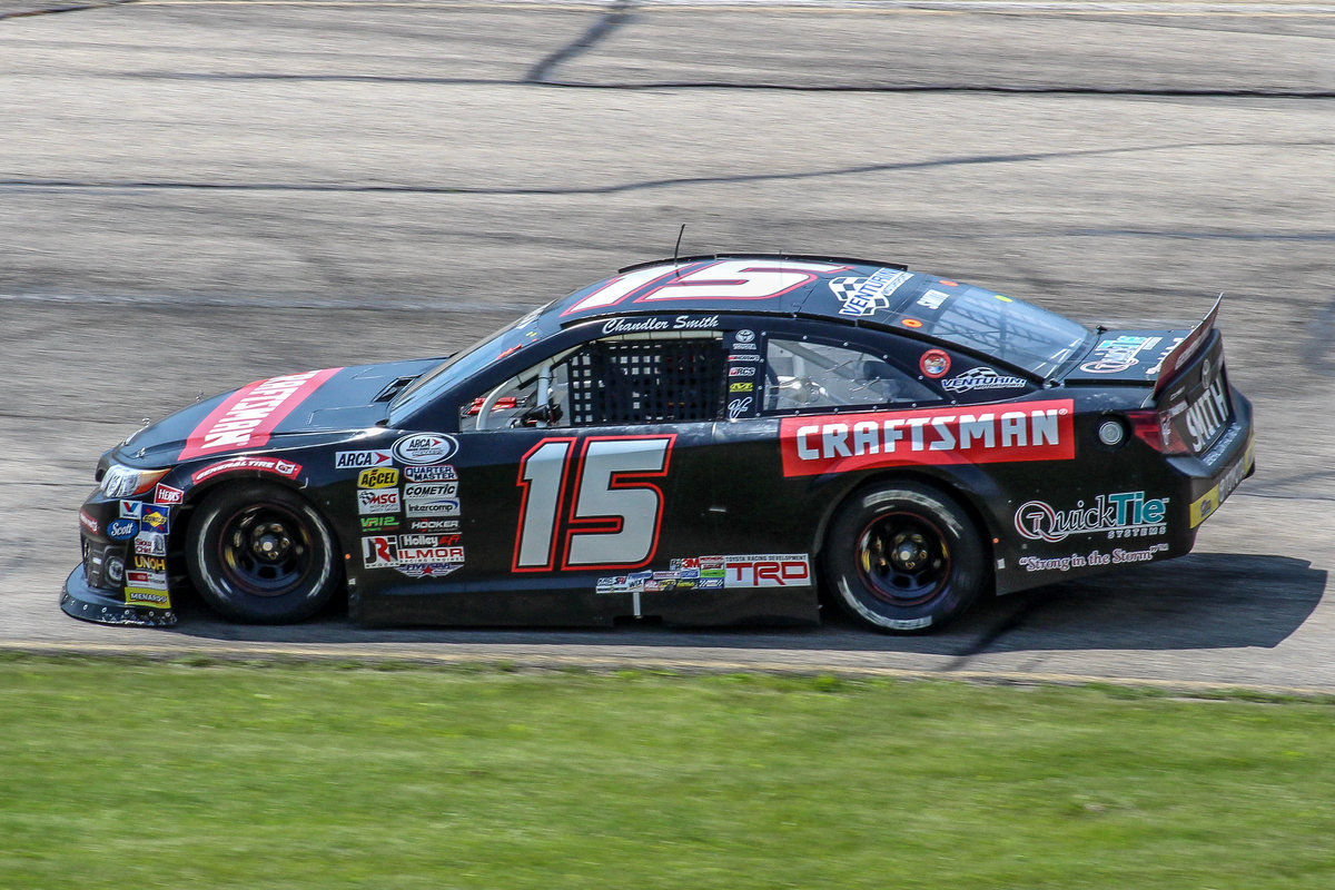 Post-race Notes from Herr's Potato Chips 200 at Madison
