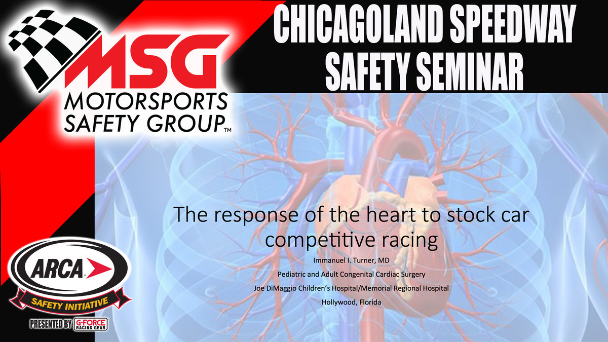 Motorsports Safety Group To Host Safety Seminar at Chicago