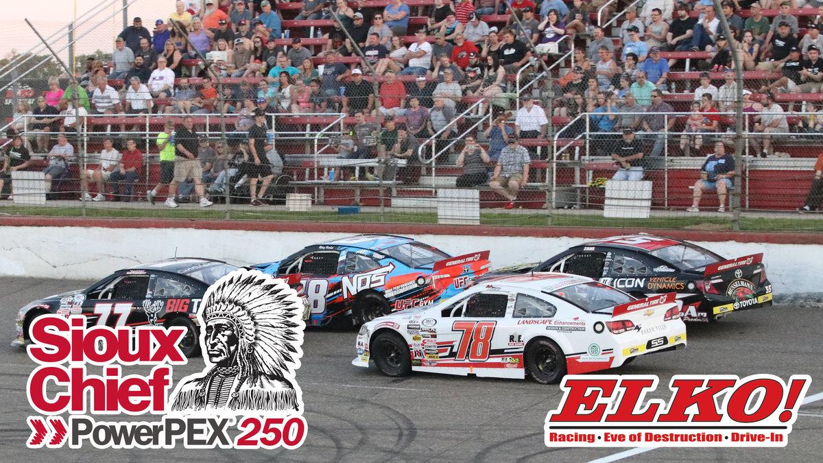 "ARCA Racing Series ""Sioux Chief PowerPEX 250"" Discount"