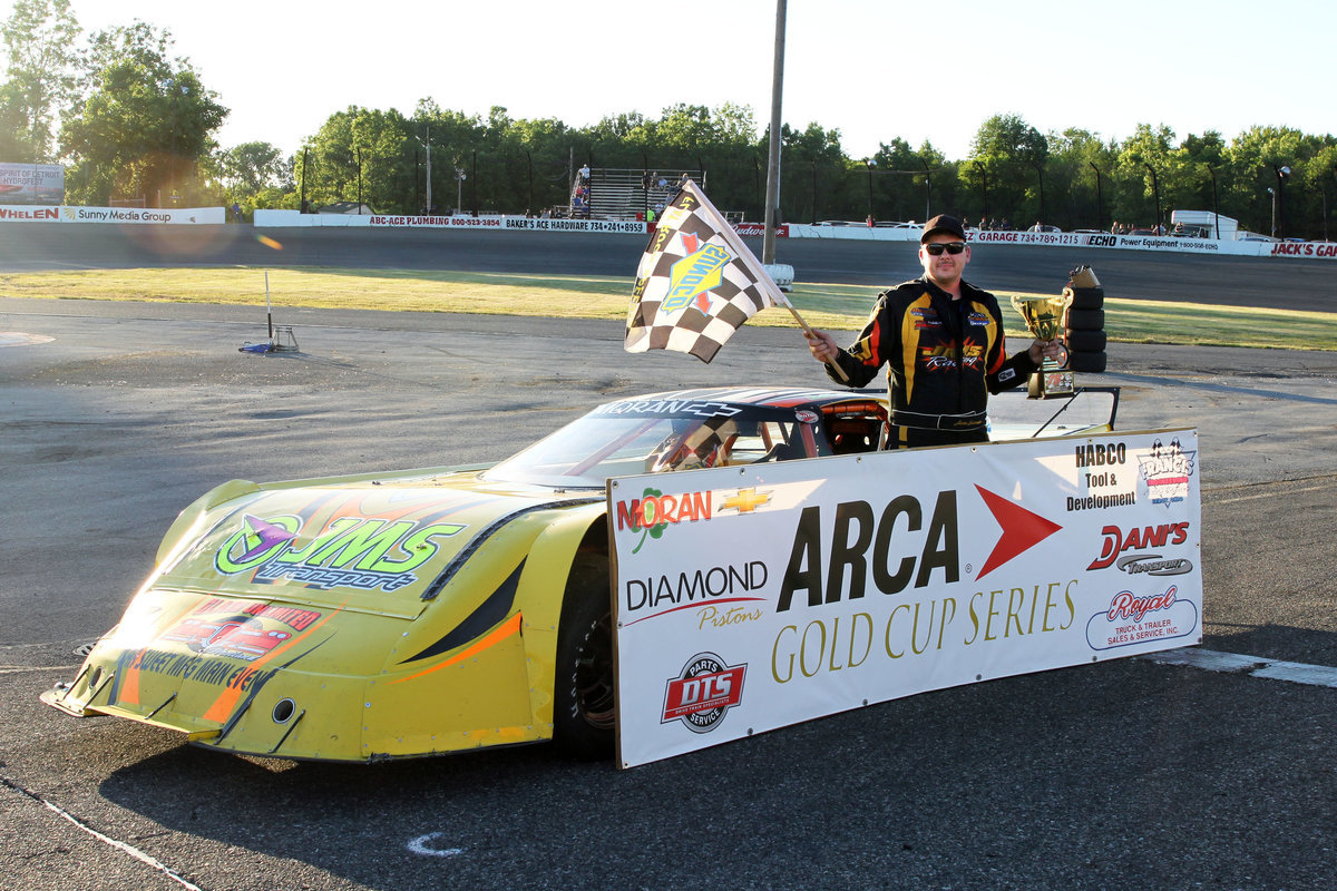 ARCA Weekend Roundup: Creed wins Iowa, Schroeder wins at Flat Rock, Busses Thrill at Toledo