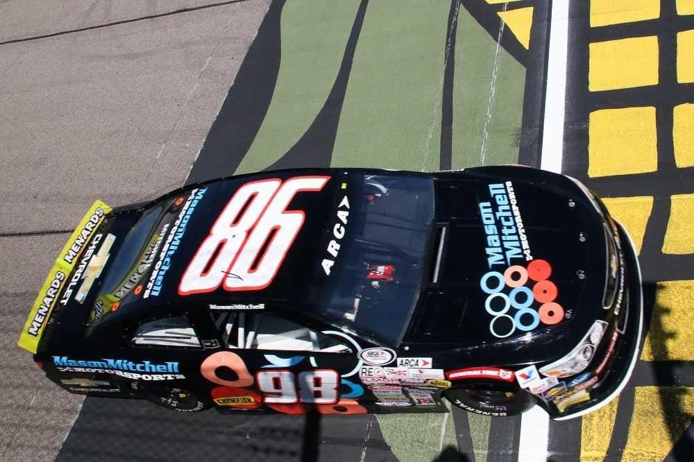 Mason Mitchell Motorsports Iowa Recap