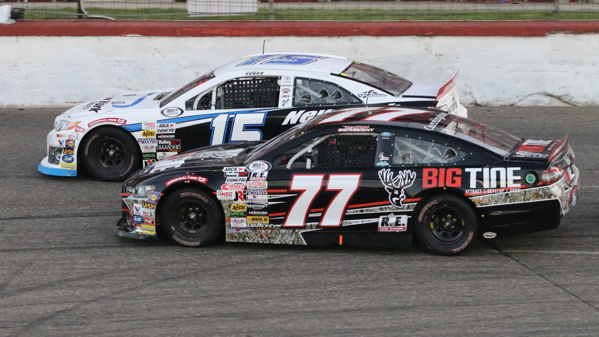 Sioux Chief PowerPEX 250 at Elko Speedway up Next for ARCA Racing Series presented by Menards