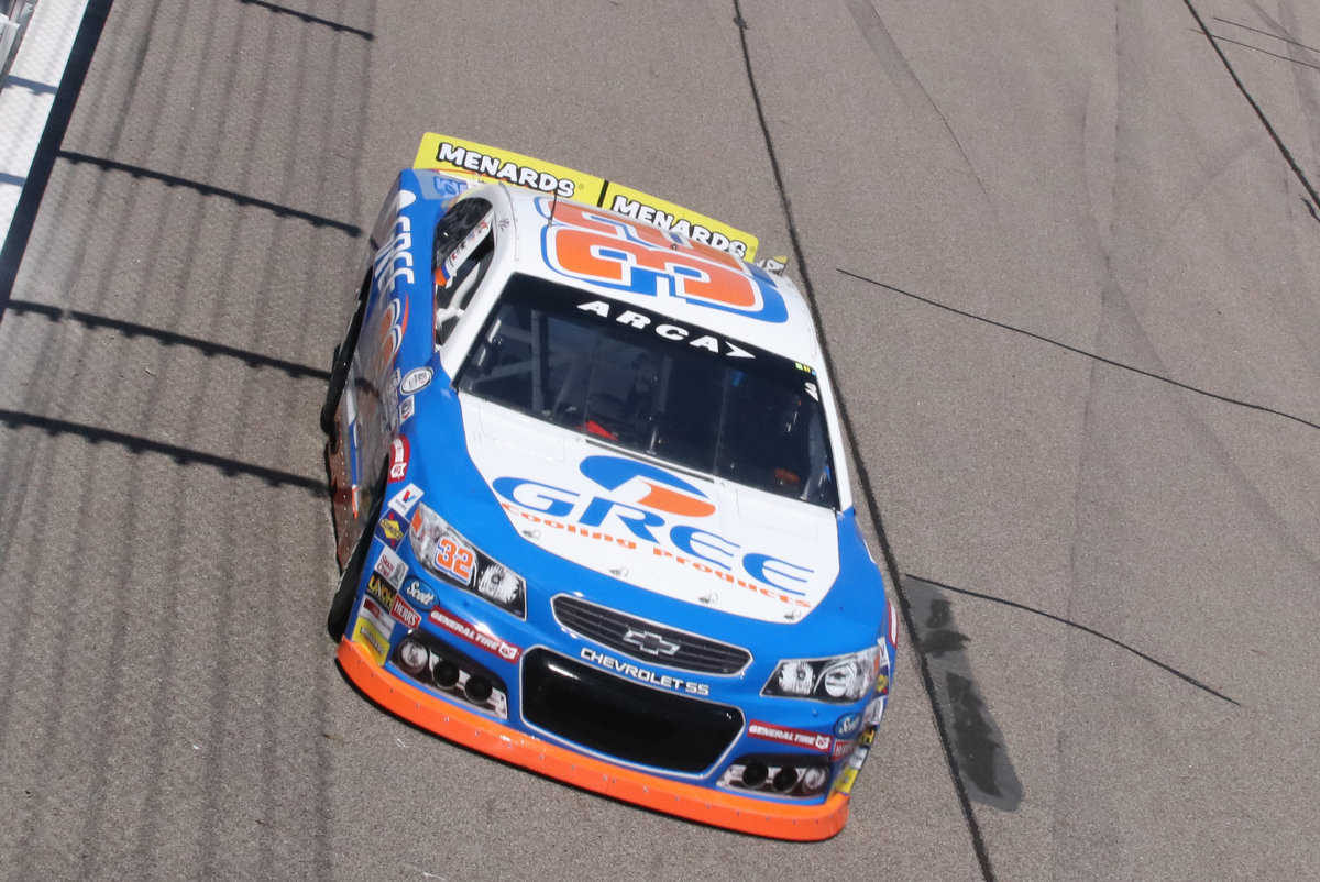 Gus Dean, No. 32 Gree Cooling Products Chevrolet Preview: Elko