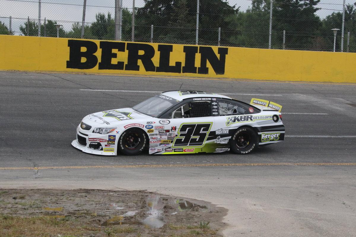 ARCA Racing Series presented by Menards to Headline Huge Night of Racing at Berlin
