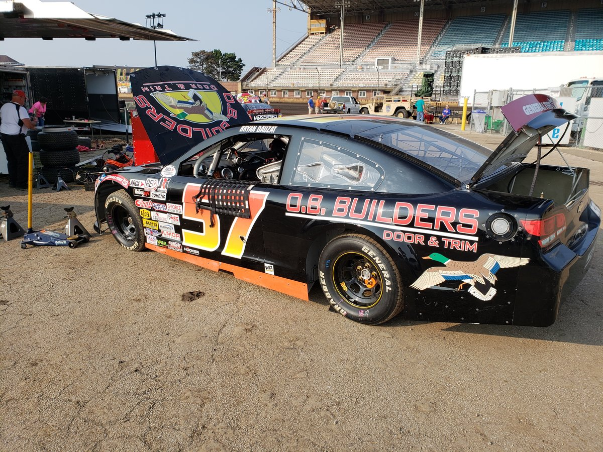 News and Notes from ARCA garage at Springfield