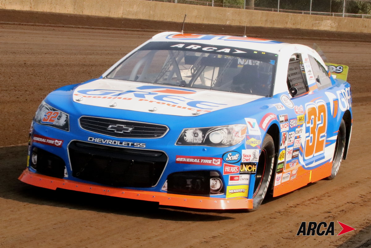 Gus Dean, No. 32 Gree Cooling Products Chevrolet Event Recap: Springfield
