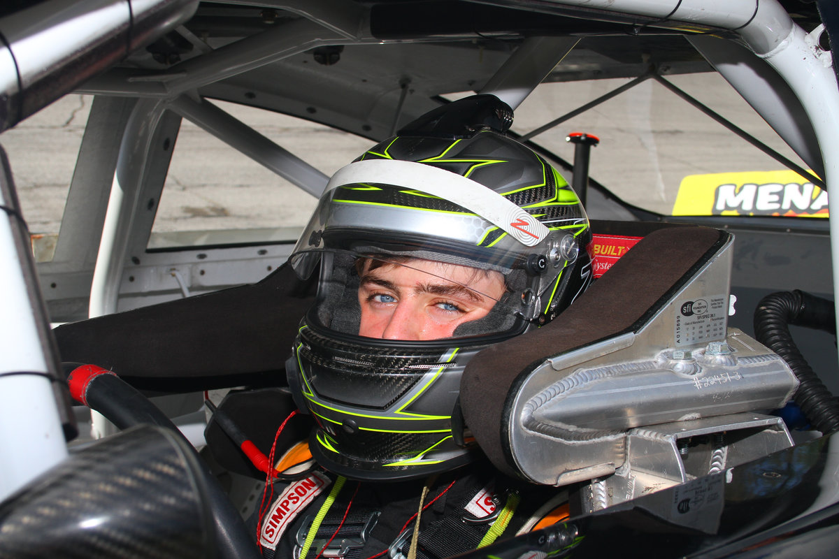 Honeycutt Impresses in ARCA Debut at Salem