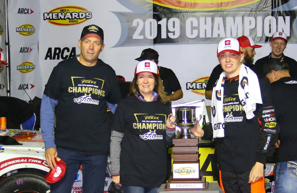 ARCA Menards Series Aligns Championship Point Structure with NASCAR National Touring Series for 2020