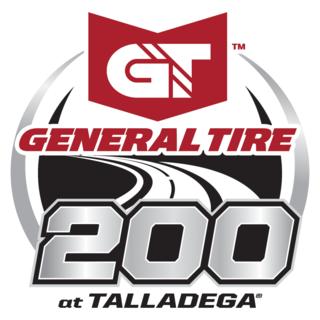 General Tire 200 at Talladega Fantasy League
