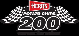 Herr's Potato Chips 200 Fantasy League