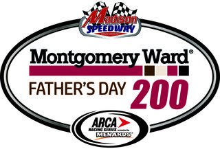 Montgomery Ward Father's Day 200 Fantasy League