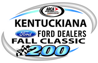 Kentuckiana Ford Dealers ARCA Fall Classic