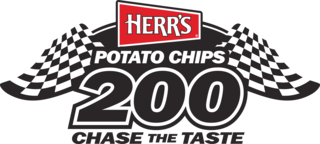 Herr's Potato Chips 200 Fantasy League