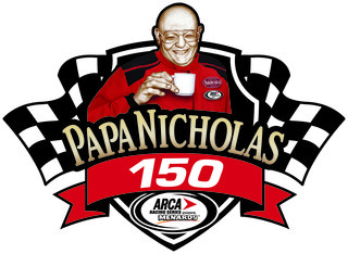 PapaNicholas Coffee 150 Fantasy League