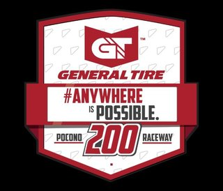 General Tire #AnywhereIsPossible 200