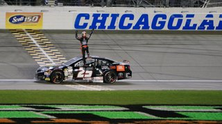 #25 wins at chicagoland