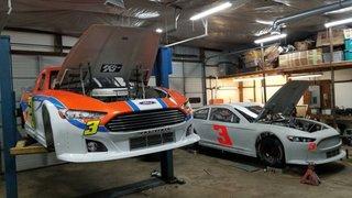 Hixson Motorsports #3 ford's