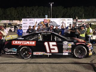 Chandler Smith wins at Madison