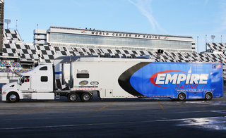 Empire Racing Hauler Daytona 2018