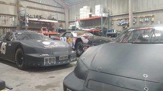 K&N Test Cars
