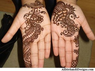 All Mehandi Designs