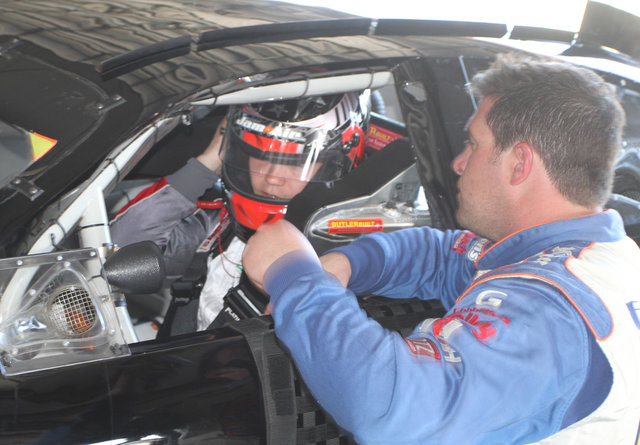 From talladega victory lane to njmp road course testing for Motor vehicle in wayne nj hours