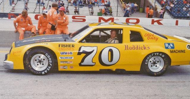 Joe Ruttman USAC Stock Car