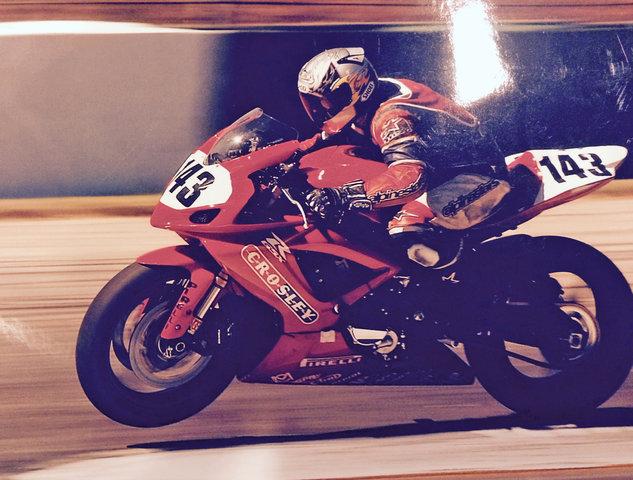 Bo LeMastus AMA motorcycle