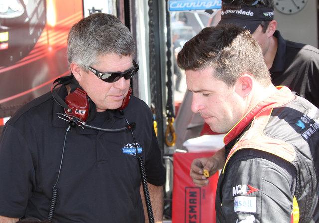 Tom Hessert and Paul Andrews