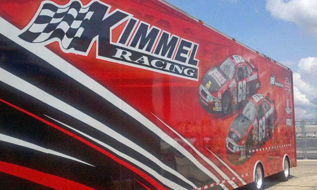 Kimmel Racing Hauler