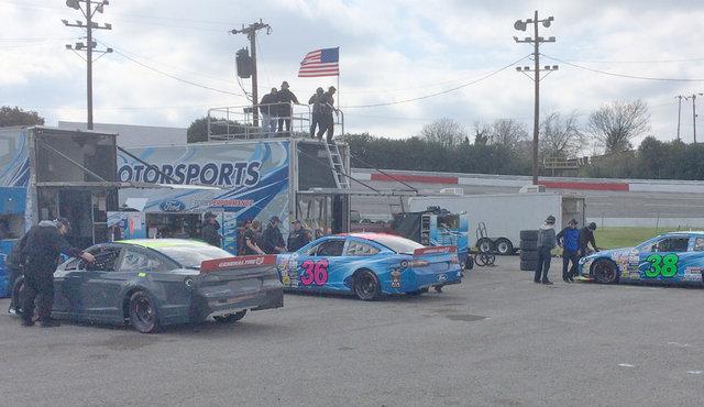 Lira Motorsports Nashville Garage, Test 2016