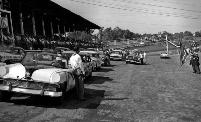 Dayton  Car Races