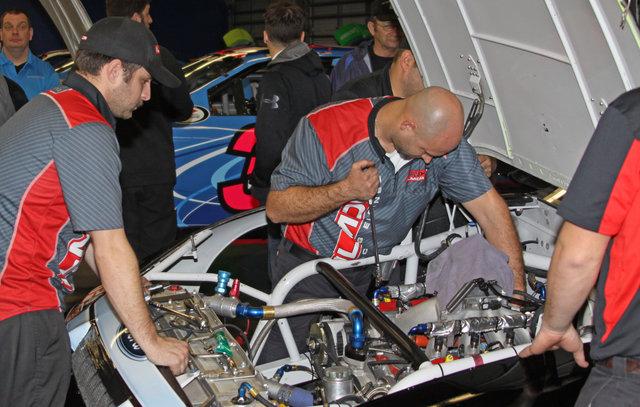 ARCA Ilmor 396 enployees at Daytona 2016