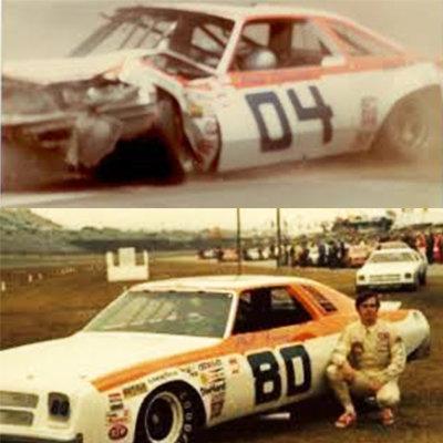 Phil Finney at Daytona