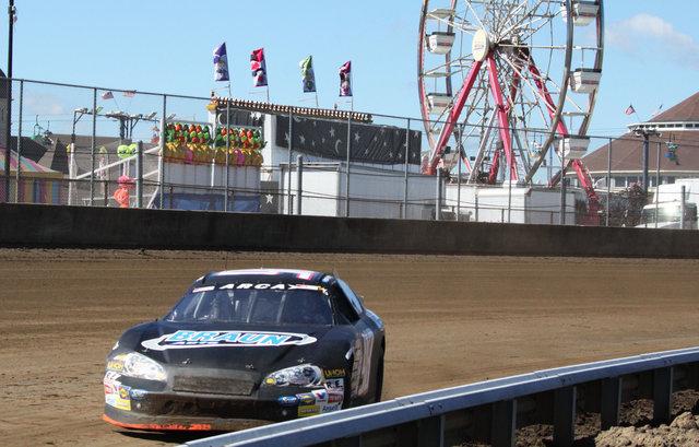 Haley Enters Pocono Reunites With Mmm Arca Racing