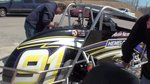VIDEO: Nemire tests USAC Silver Crown Car at Toledo