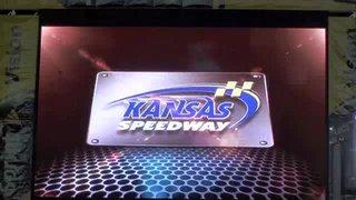 Kansas Backstage Pre-Race