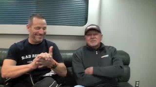 Video Exclusive: Bo LeMastus, with Geoff Bodine
