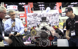 Ilmor Unveils 100th Engine at PRI