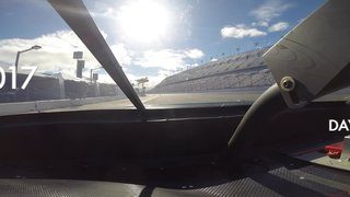 Take some laps at Daytona with Leilani Munter