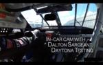 Dalton Sargeant Daytona Test 2017